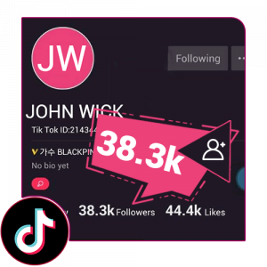 buy Tiktok folloewrs